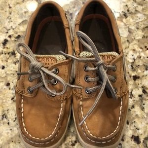 Boys Sperry Topsider size 12.5